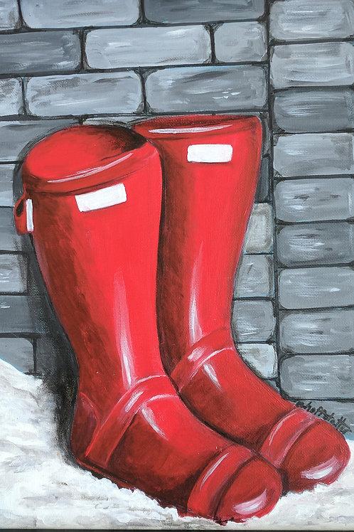 """""""Boots"""" Anne Marie Hoffstatter"""