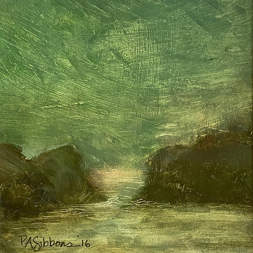 """""""Currents"""" Patti Gibbons"""