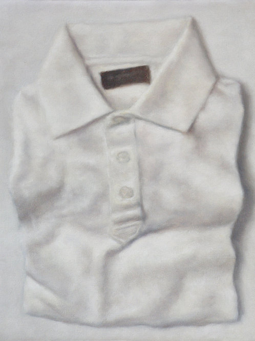 """White Shirt"" John Folchi"