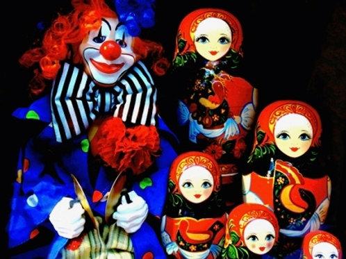 """Melbourne Dolls"" Barry Yarkon"