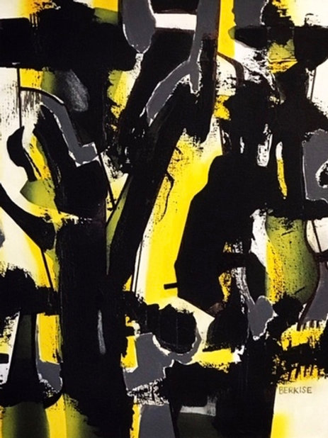 """""""The Yellow Jacket"""" Edward Berkise"""