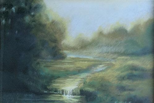 """Willow, Early Spring"" Elaine Ralston"