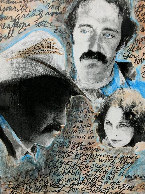 """Love Letter From Bill Gersh"" Shelley Davis"