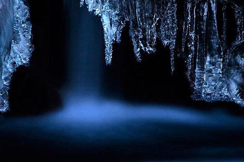 """Ice River - Storm Cave"" Anna Ryabtsov"
