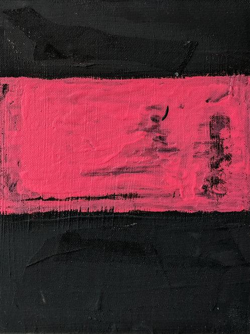"""""""Rossa e nero 2"""" Robert Greco"""