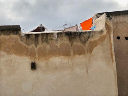 """Morocco—Orange Sheet"" Dorothea Marcus"