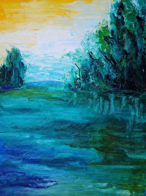 """Into the Woods"" Linda Lynton"