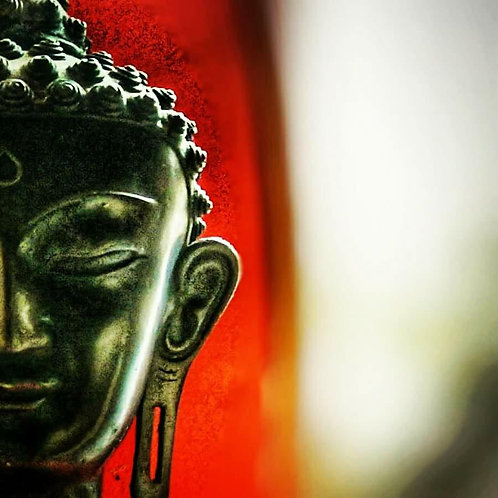 """Buddha"" Audra Thomas"