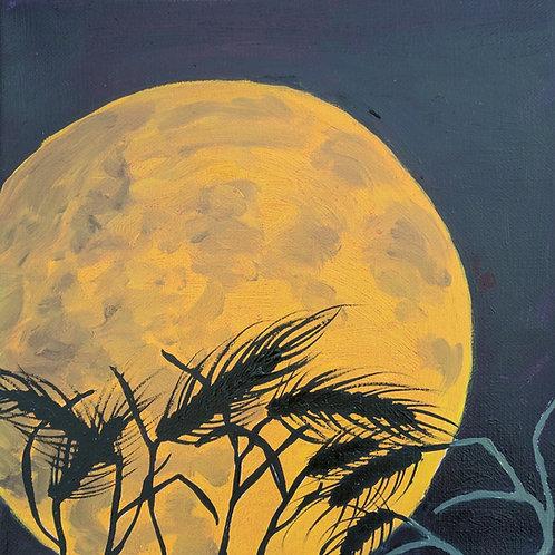 """August Moon I"" Linda Lynton"