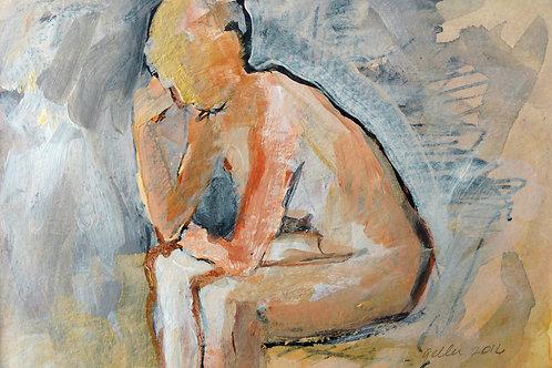 """Figure VII"" Andrea Geller"