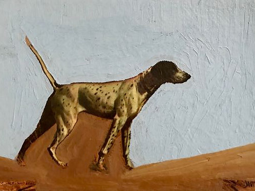 """Antique Lithograph #1"" Ana C.H. Silva"