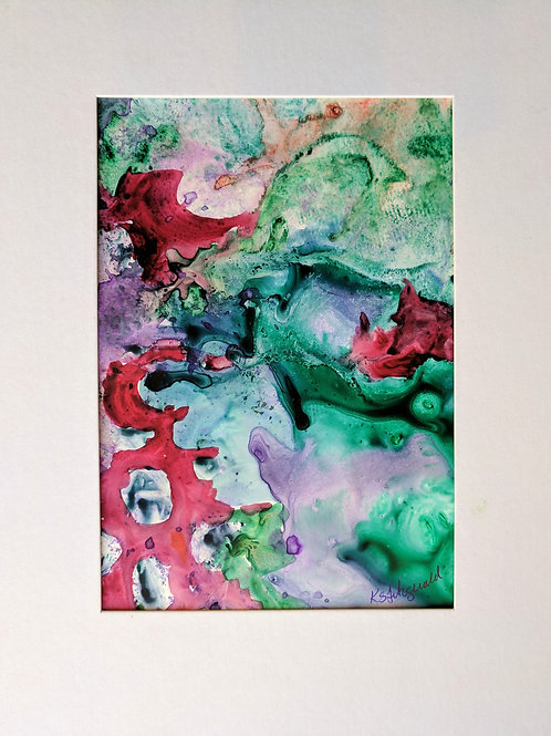 """""""Abstract"""" Karen Fitzgerald"""