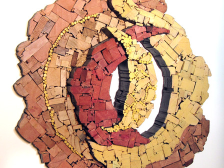 Artist Amy Puccio discusses her sculptural work