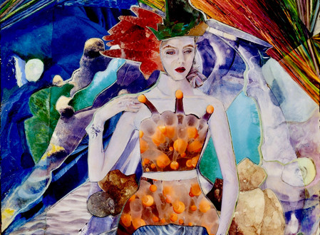Artist Spotlight: Lucinda Abra