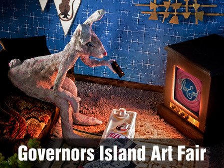 Governor's Island Art Fair