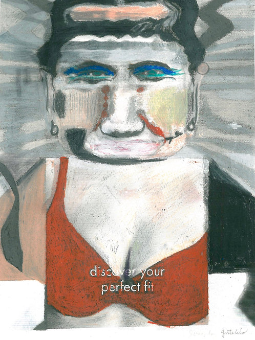 """""""Discover Your Perfect Fit"""" Josepha Gutelius"""