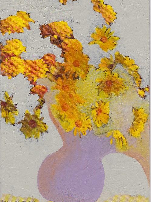 """Antique Lithograph #3"" Ana C.H. Silva"