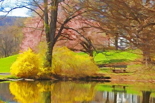 """""""Spring Colors"""" Nancy de Flon"""