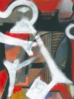 """""""White Forms"""" Edward Berkise"""