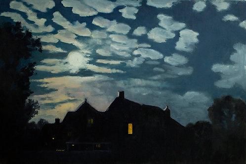 """""""Moonlight"""" Nancy Campbell"""