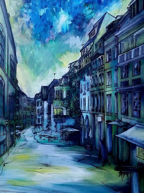 """""""Strasbourg"""" Elyse Wasson"""