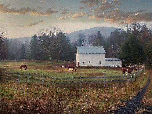 """""""horse farm"""" jd weiss"""