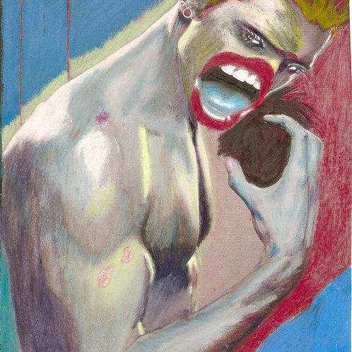 """Untitled #9"" Josepha Gutelius"