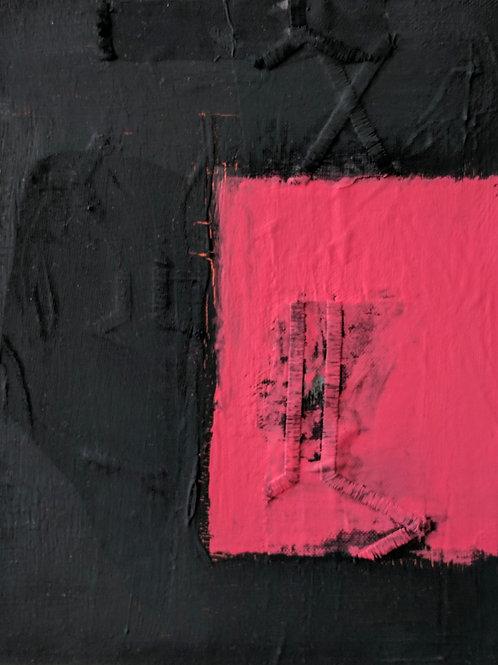 """""""Rossa e nero 3"""" Robert Greco"""