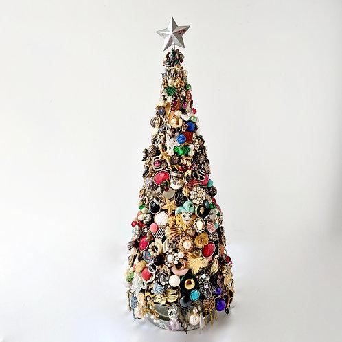 """""""Christmas Tree #3"""" Betsy Wilson"""