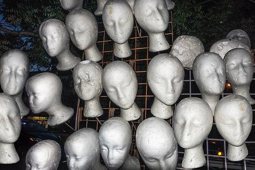 """""""Sidewak Mannequins"""" Ken Tannenbaum"""