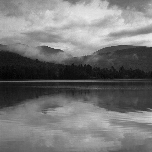 """""""the mountains watch over the silent lake"""" jd weiss"""