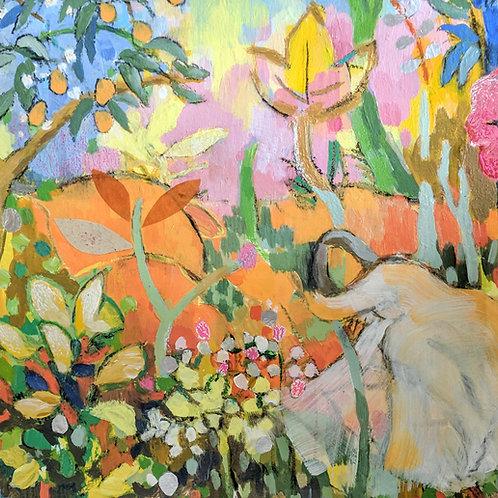 """Beneath the Mango Tree"" Ellen McKay"