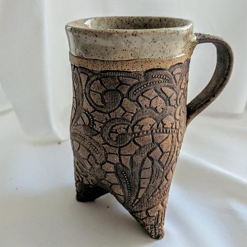 """""""Lace Mug"""" Judith Simon"""