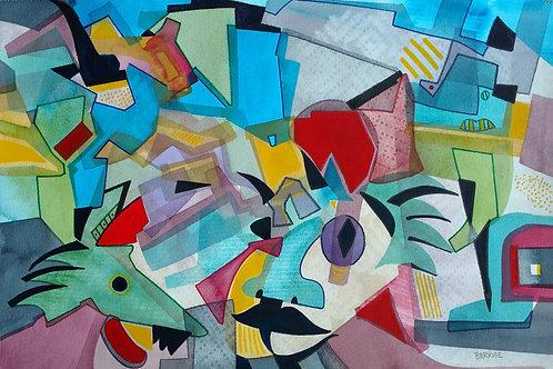 """""""Untitled 1"""" Edward Berkise"""