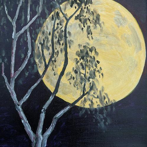 """August Moon III"" Linda Lynton"