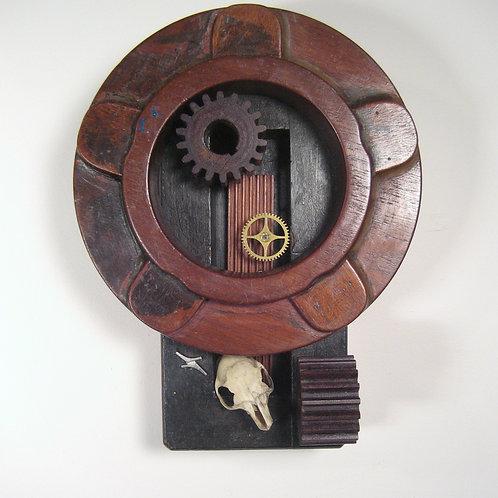 """""""Timepiece -Abras Mach RF1"""" Fay Wood"""