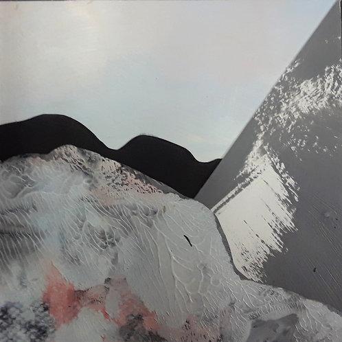 """Untitled Landscape"" Barbara Bravo"