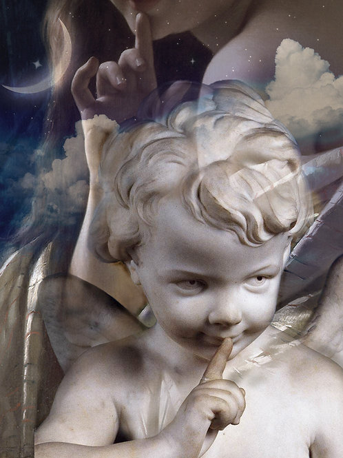"""Eva's Angel"" Cheryl Lickona"