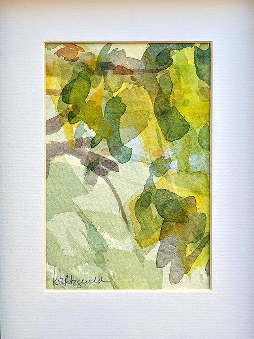 """Greenery"" Karen Fitzgerald"