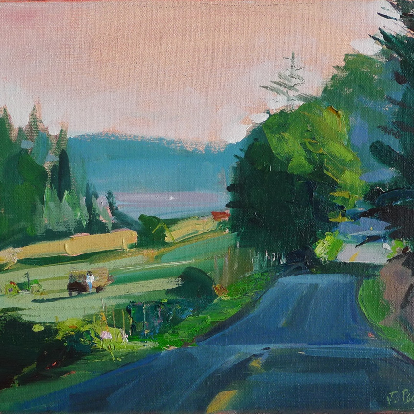 """Crow Valley Rd"""