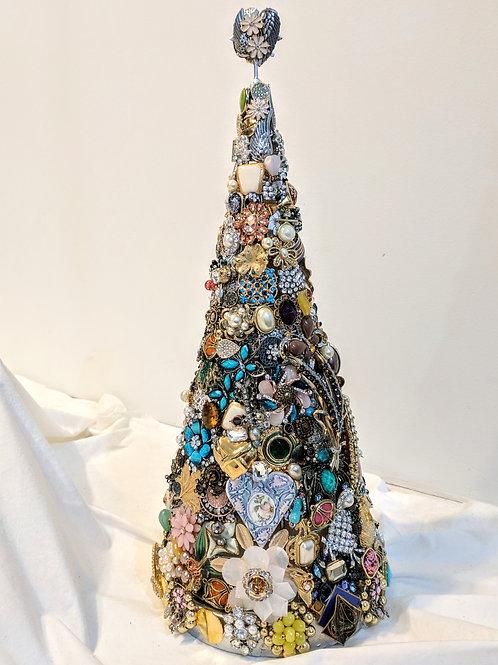 """""""Christmas Tree #6"""" Betsy Wilson"""