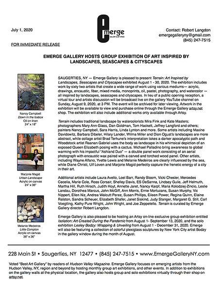 Emerge Gallery_August 2020_Terrain_Press