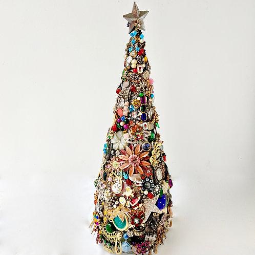 """""""Christmas Tree #2"""" Betsy Wilson"""