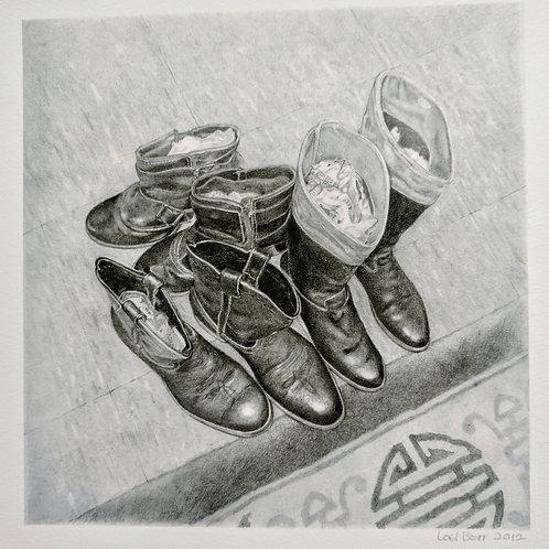 """Boots"" Loel Barr"