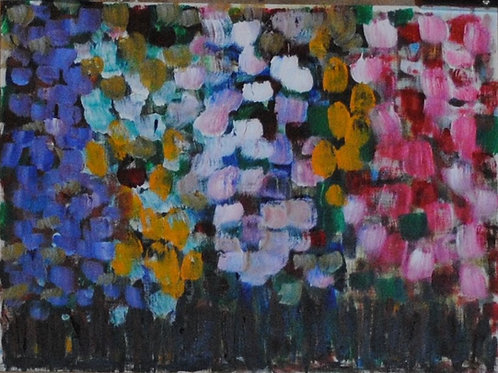 """""""Forest of Jewels"""" Linda Lynton"""