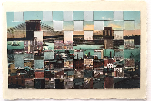 """Brooklyn Bridge""  Carole P. Kunstadt"