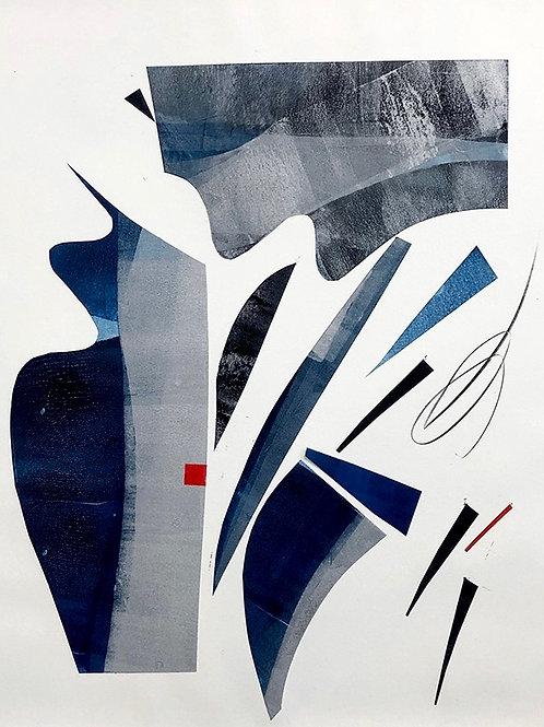 """Indigo Dance"" Susanna Ronner"
