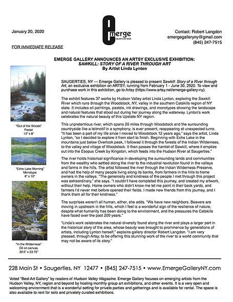 Lynton_Sawkill_Artsy exclusive_Press Rel
