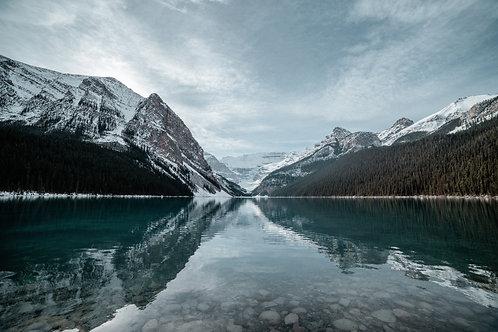 Lake Louise Winterscape