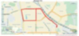 Экзаменационный маршрут №1 (Автоинструктор Зеленоград)